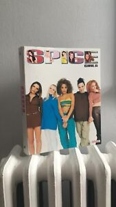 Spice girls binder (1997)