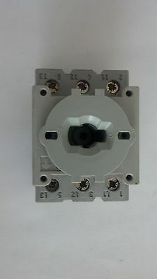 Allen Bradley 194E-A25-1753 Load Switch
