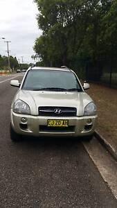 2005 Hyundai Tucson Elite  V6 AWD auto Parramatta Parramatta Area Preview