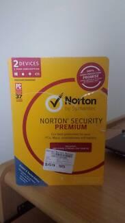 Norton Security Premium software