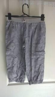 2 x 3/4 cotton pants  size 14 Werrington Penrith Area Preview