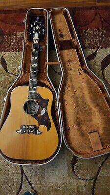 vintage alvarez acoustic guitar