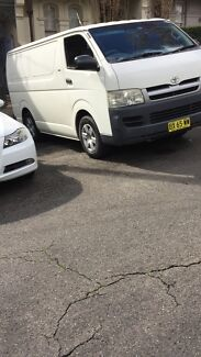 Hiace 05 petrol  North Ryde Ryde Area Preview