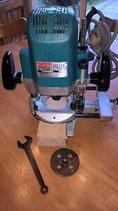 Makita 3612BR 1/2 inch Plunge Router Ocean Reef Joondalup Area Preview