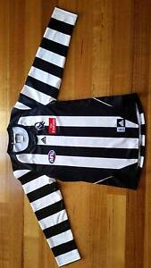 OFFICIAL AFL LONG SLEEVE GUERNSEY-MAGPIE COLLINGWOODFOOTBALL CLUB Surrey Hills Boroondara Area Preview