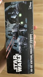 Star Wars R2-D2 virtual reality viewer