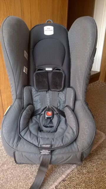 947df1e8b Britax Safe-n-Sound MKII Compaq Convertible Car Seat As New Grey ...