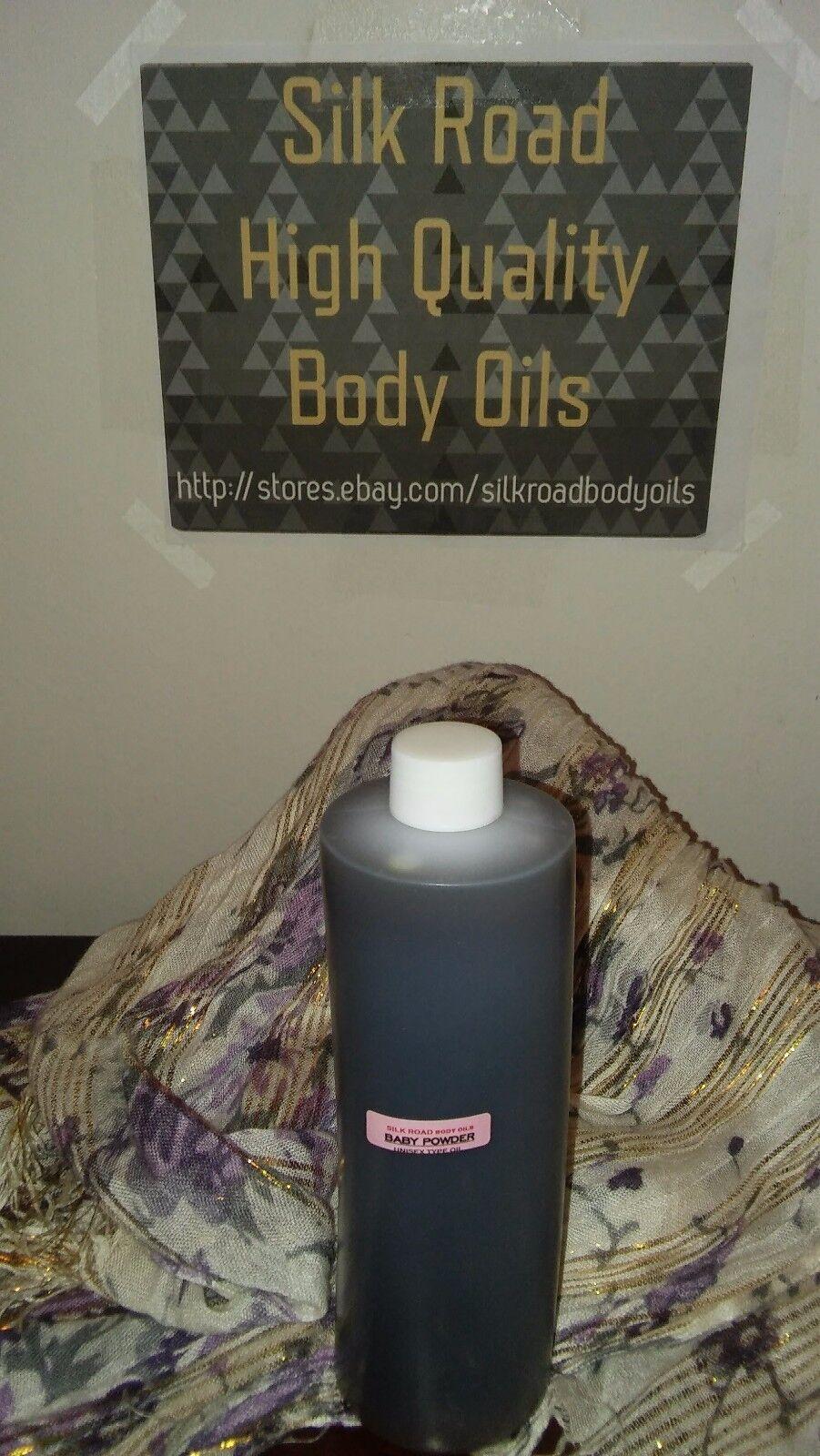 Baby Powder Perfume/Body Oil + Buy 1 Get 1 35% Off