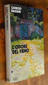 GIORGIO-BASSANI-L-039-odore-del-fieno-p-e-1972-Mondadori
