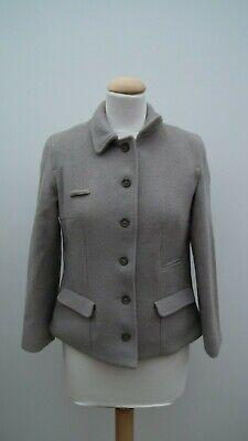 MIU MIU * Beautiful wool / mohair jacket * Size It 44 - USA Medium