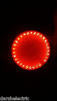 LED Tail Light for Royal Enfield Classic350 / Bullet 500  - RED  for sale  PHAGWARA