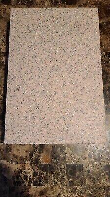 Starrett Pink Granite Surface Plate 18 X 12 X 4