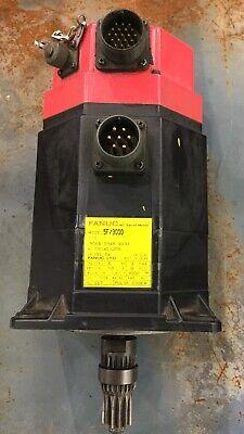 Fanuc Ac Servo Motor Model 5f3000