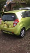 Holden barina spark 2013 automatic  Casula Liverpool Area Preview