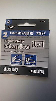 14 Swingline 101 Vintage Staplegun Staples Stanley Bostich Craftsman Ace