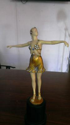 Statue Art Deco Nouvear Dancer
