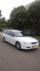 2007 HOLDEN VZ COMMODORE WAGON,7 MTHS REGO,AUTOMATIC,$2,500 Mount Druitt Blacktown Area Preview