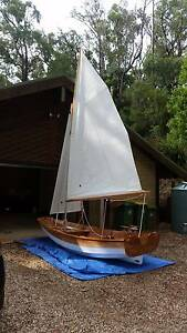 Sailing Dingy and Trailer Emerald Cardinia Area Preview