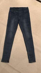 Riley Decjuba Skinny Leg Pull Up Jeans