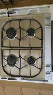 New Gaggenau Built-in Gas cooktop