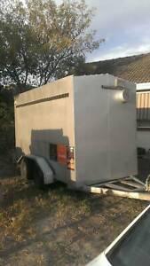 Food van/trailer