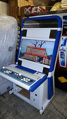 645 CLASSIC GAMES IN 1 ARCADE VIDEO MACHINE, 32in LCD BRAND NEW WORKING