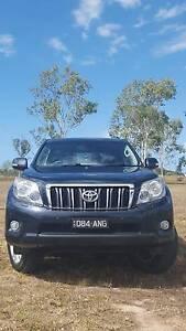 2009 Toyota LandCruiser Wagon Yabulu Townsville Surrounds Preview