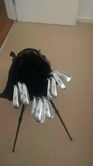 Ping S57 Irons and stand bag Vale Park Walkerville Area Preview