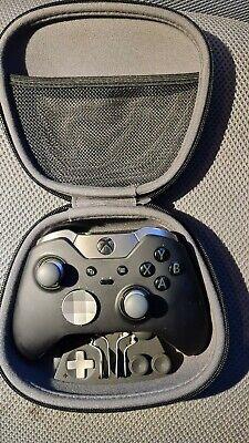 Xbox One elite control black