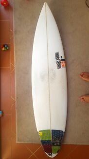 JS Surfboard: 6'6 x 18-7/8 x 2-7/16 FMN Step Up Shenton Park Nedlands Area Preview