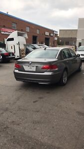 BMW750LI TOP LINE WITH SAFETY AND EMISSION