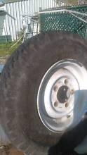 7.50 X R 16 Michelin tyre Jensen Townsville Surrounds Preview