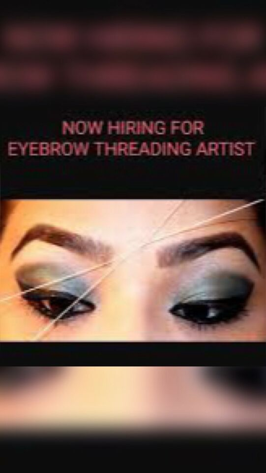 Hiring Threading Waxing Specialist Hair Stylist Salon City Of