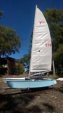 HOBIE CAT 16 (PRINDLE 15)  -  WITH REGISTERED GALVANISED TRAILER Lindfield Ku-ring-gai Area Preview