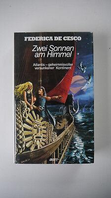 Federica de Cesco - Zwei Sonnen am Himmel - Hardcover 1981 (Zwei Sonnen Am Himmel)