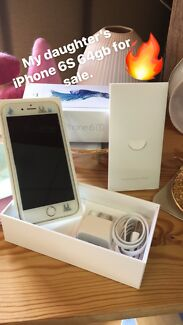 iPhone 6S 64gb. Unlocked. Great condition.