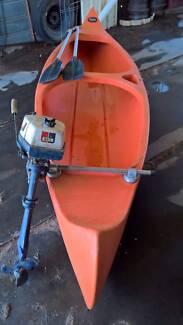 Evinrude 2hp Outboard Motor
