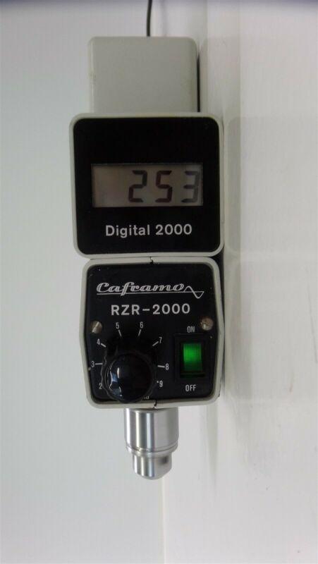Caframo Overhead Stirrer Digital 2000 RZR-2000 115v
