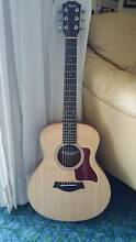 Taylor GS Mini acoustic guitar with accesories Maroubra Eastern Suburbs Preview