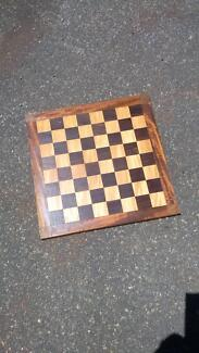 Chess or Draughts Board