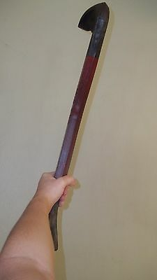 Half Life Crowbar prop for your Gordon Freeman costume soft and safe