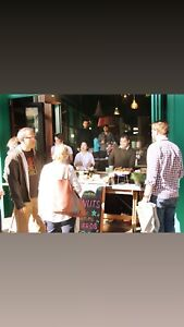 Busy Cafe& Restaurant for sale