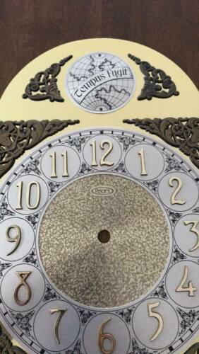 Hermle Tempus Fugit Clock Dial (Grandfather Clock)