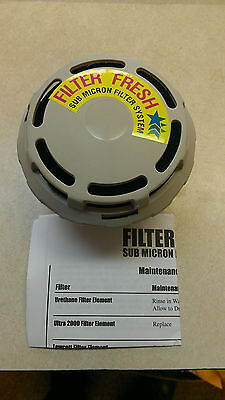 Tristar Exhaust (Tristar vacuum filter fresh hepa filter attachment complete exhaust after)