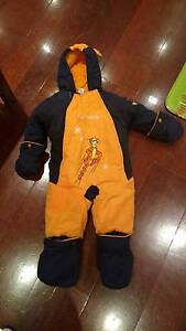 Kids ski/ snow suit. Size 1 St Peters Marrickville Area Preview
