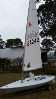 Laser Yacht for sale