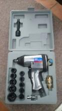 Rattle Gun, Complete set of attachments Glen Alpine Campbelltown Area Preview