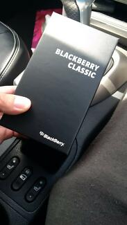 Unlocked BlackBerry Classic 4G/LTE 16GB Deer Park Brimbank Area Preview