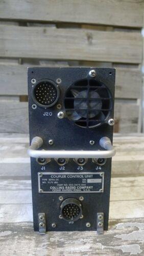COLLINS 309-2E COUPLER CONTROL FOR 180-R6 HF ANTENNA COUPLER FOR  HAM RADIO