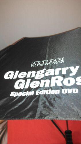 GLENGARRY GLENROSS UMBRELLA RARE!  NEVER USED, STILL IN PACKING
